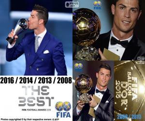 Rompicapo di 2016 FIFA Player award
