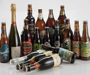 Rompicapo di 22 birre brasiliane