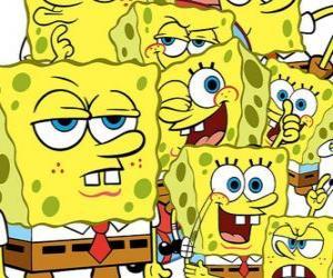 Rompicapo di Sponge Bob