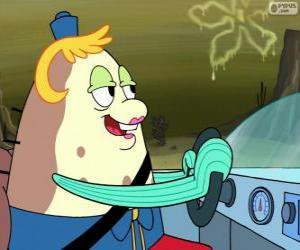 Rompicapo di La signora Puff è la proprietaria e maestra di una scuola di canottaggio