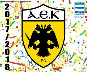 Rompicapo di AEK Atene F.C., Super Lig 2017-18