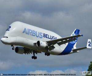Rompicapo di Airbus Beluga