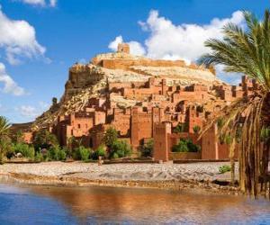 Rompicapo di AIT Ben Haddou, Marocco
