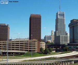 Rompicapo di Akron, Stati Uniti d'America