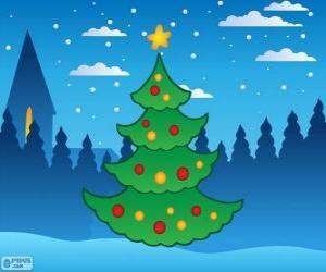Rompicapo di Albero di Natale