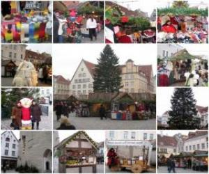 Rompicapo di Alcune immagini del Natale