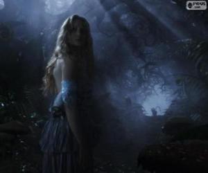 Rompicapo di Alice nella foresta