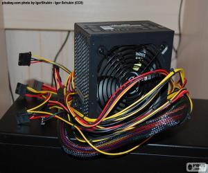 Rompicapo di Alimentazione elettrica per PC