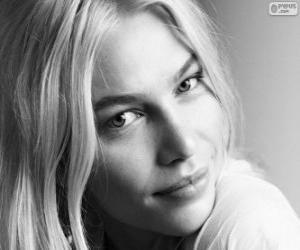 Rompicapo di Aline Weber, modella brasiliana
