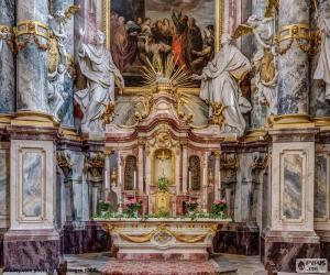 Rompicapo di Altare della Chiesa