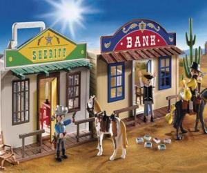 Rompicapo di American West Playmovil