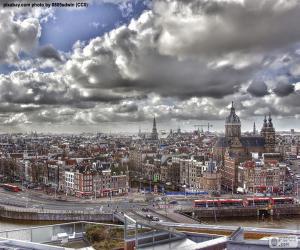 Rompicapo di Amsterdam, Paesi Bassi