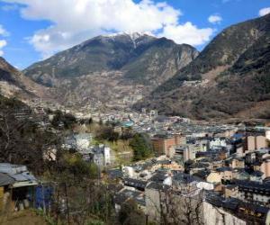 Rompicapo di Andorra la Vella, Andorra