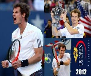 Rompicapo di Andy Murray campione U. S. Open 2012