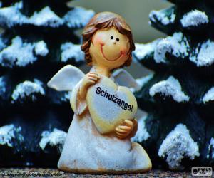 Rompicapo di Angelo custode, Natale