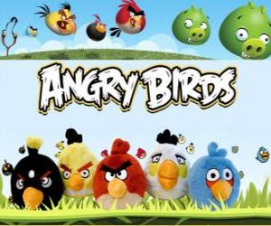 Rompicapo di Angry Birds di Rovio. Video Game