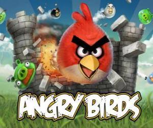 Rompicapo di Angry Birds è un videogioco de Rovio. Gli uccelli arrabbiati che attaccare i maiali che rubano le uova