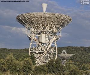 Rompicapo di Antenna parabolica