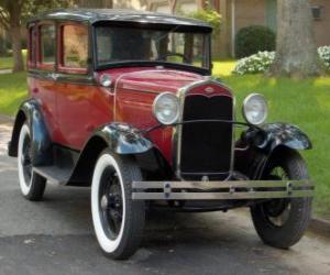 Rompicapo di Antico auto
