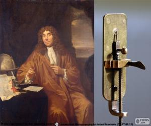 Rompicapo di Anton van Leeuwenhoek