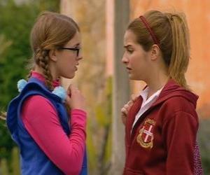 Rompicapo di Antonella e Patito dice che non sono sorelle perché il padre non è Leandro