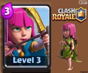 Rompicapo di Arcieri di Clash Royale