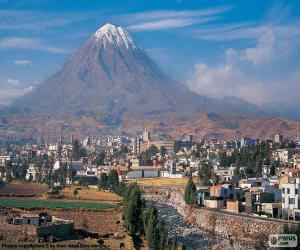 Rompicapo di Arequipa, Perù