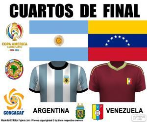Rompicapo di ARG - VEN, Copa America 2016