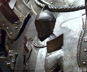 Rompicapo di Armature Cavaliere