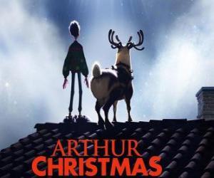 Rompicapo di Arthur Christmas