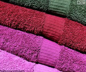 Rompicapo di Asciugamani da bagno