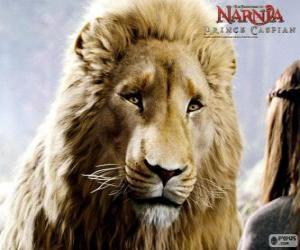 Rompicapo di Aslan, Narnia