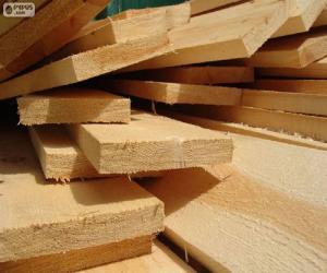 Rompicapo di Assi di legno