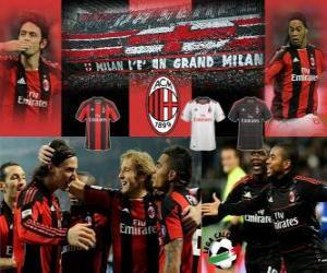 Rompicapo di Associazione Calcio Milan