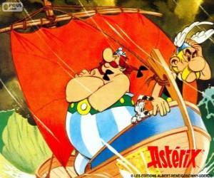 Rompicapo di Asterix e Obelix, i due amici sono i protagonisti delle avventure di Asterix il Gallico
