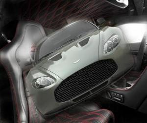 Rompicapo di Aston Martin V12 Zagato
