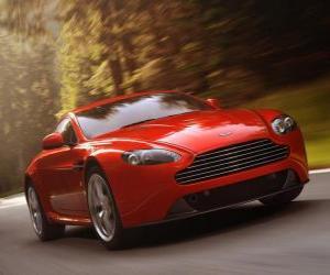 Rompicapo di Aston Martin V8 Vantage 2012