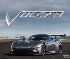 Rompicapo di Aston Martin Vulcan