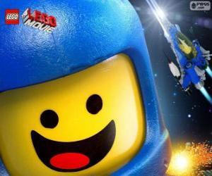 Rompicapo di Astronauta Benny del film Lego