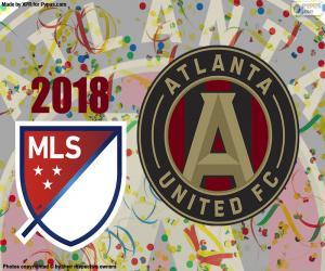 Rompicapo di Atlanta United MSL Cup 2018