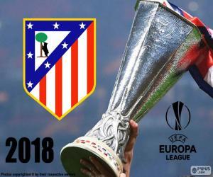 Rompicapo di Atletico Madrid, Europa League 2018