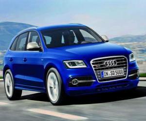 Rompicapo di Audi SQ5 TDI