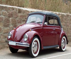 Rompicapo di Auto classico - Volkswagen Maggiolino