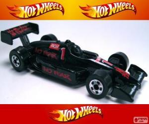 Rompicapo di Auto da corsa Hot Wheels