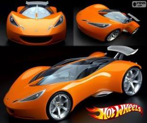 Rompicapo di Auto sportive Hot Wheels