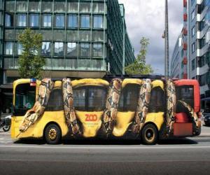 Rompicapo di Autobus urbani, Copenhagen