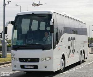 Rompicapo di Autobus Volvo 9700 TX