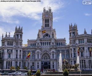 Rompicapo di Ayuntamiento de Madrid