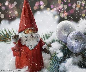 Rompicapo di Babbo Natale, Natale