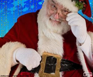 Rompicapo di Babbo Natale osservato